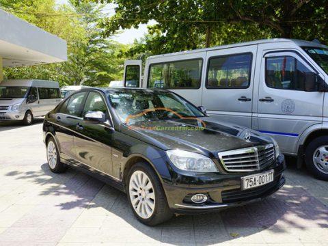Nha Trang car rental to Hoi An, Da Nang
