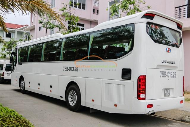 huyndai universe 45 seats