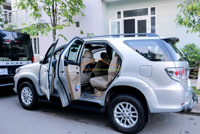 Toyota Fortuner 7 seats