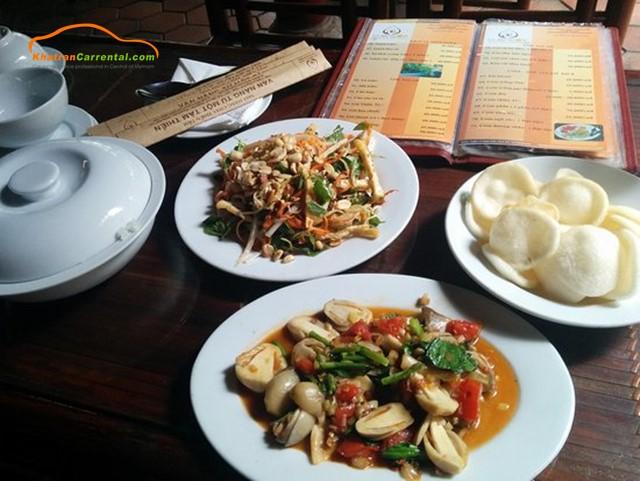 best local food in hue
