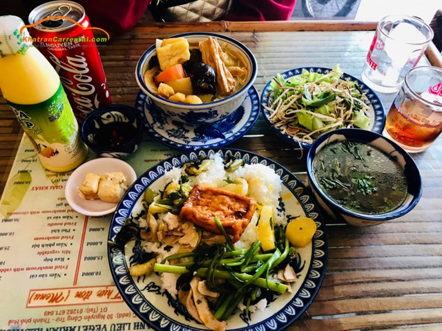 restaurant in hue