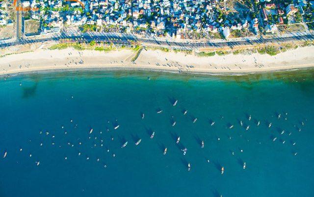 da nang my khe beach