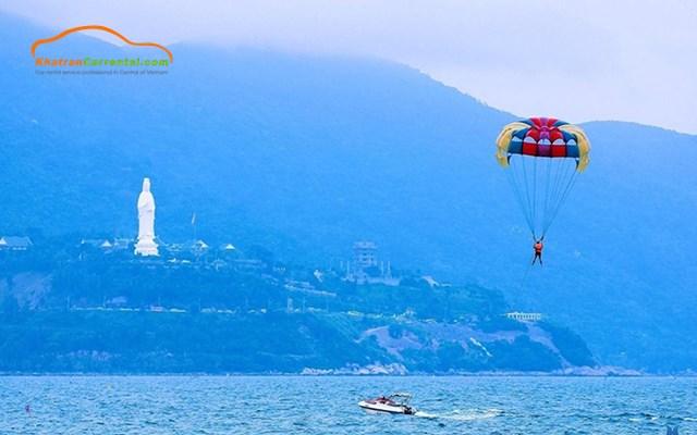 da nang beach activities