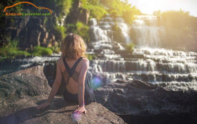 dalat waterfalls vietnam