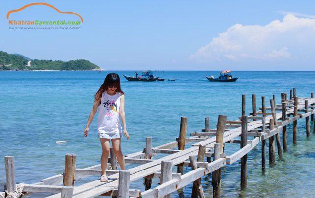 hoi an cham island