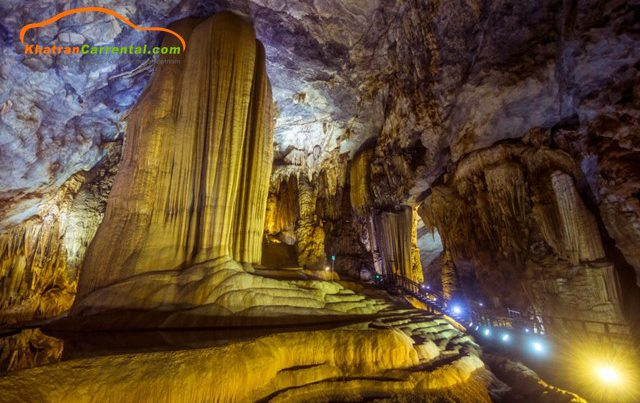paradise cave dong hoi