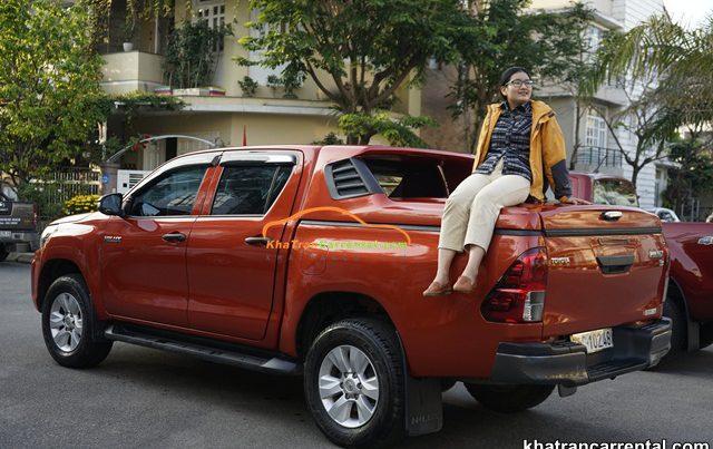 daklak pickup truck rental