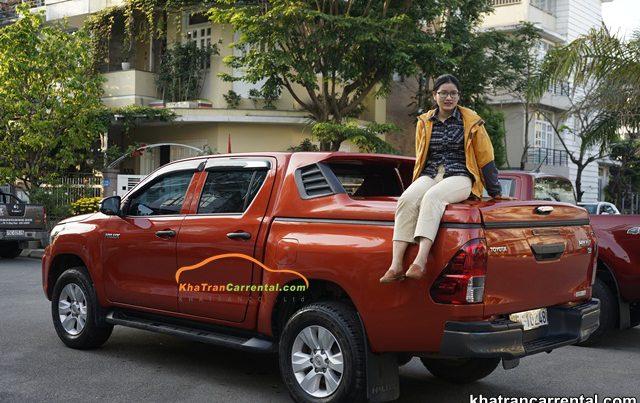 kon tum pickup truck rental