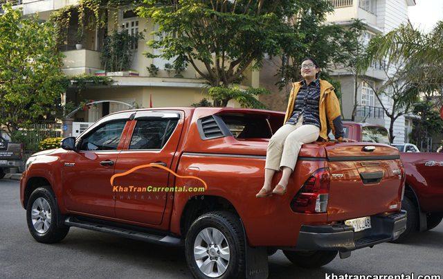pickup truck rental in hue