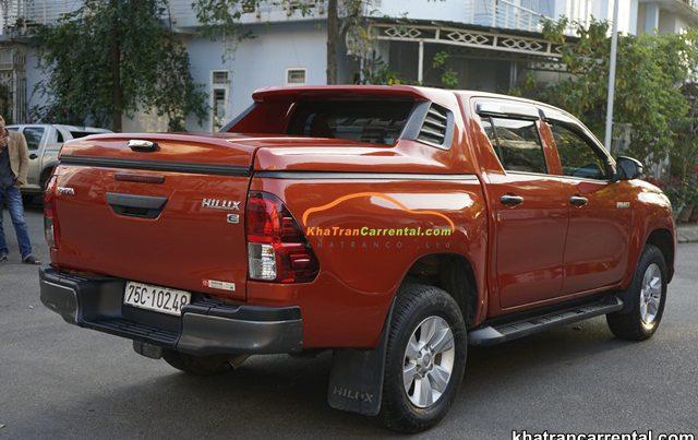 quang binh pickup truck rental