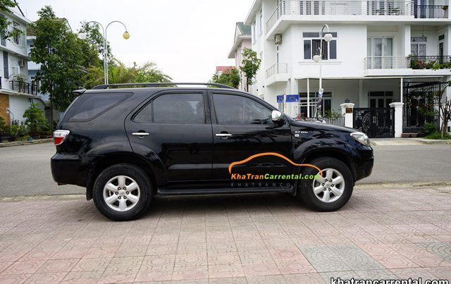 suv car rental in quang binh