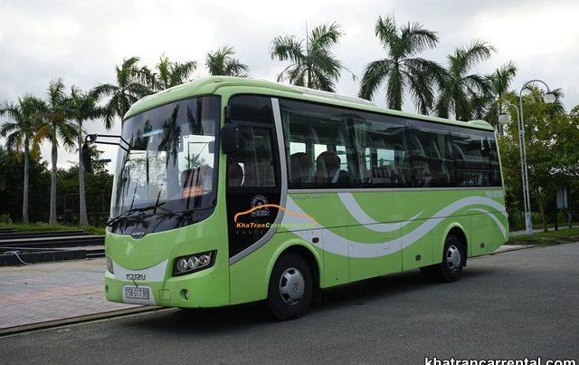 employee shuttle bus rental in ha tinh