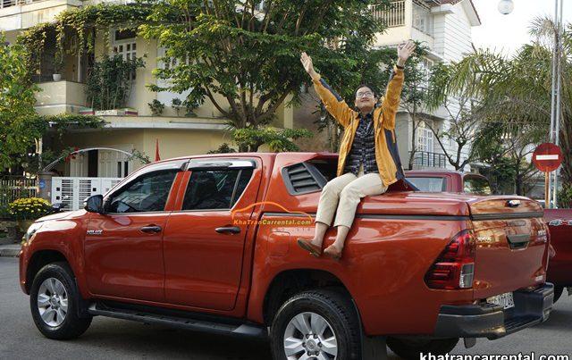 pickup truck rental in ho chi minh city